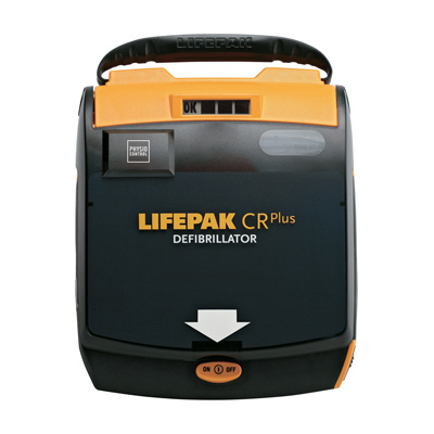Physio Control Lifepak CR Plus Semi-Automatic AED