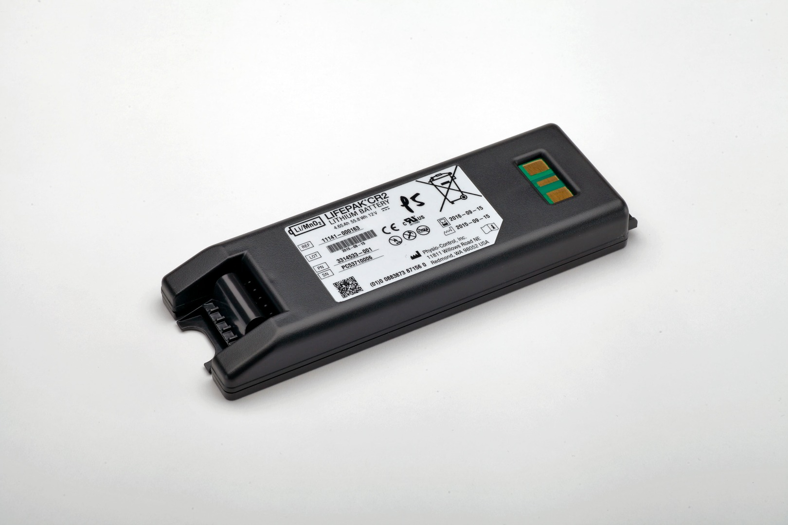 Physio Control CR2 Battery